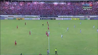 CRB perde para o Paysandu, no Rei Pelé - Chances do Galo de subir para a Série A ficaram distantes.
