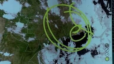 Previsão é de mais chuva para a Região Serrana - Final de semana será ainda de tempo instável.