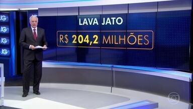 Lava Jato devolve mais de R$ 204 milhões aos cofres da Petrobras - Na sexta-feira (18) a força-tarefa da Lava Jato devolveu mais de R$ 204 milhões aos cofres da Petrobras. Esse valor é parte do dinheiro desviado da estatal por 21 pessoas e empresas investigadas na operação.