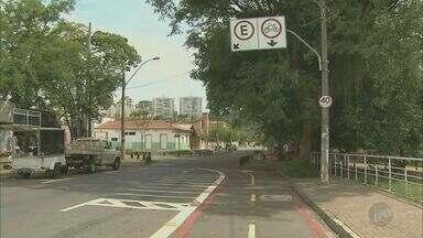 Falta de sinalização e manutenção nas ciclofaixas prejudicam ciclistas em Piracicaba - A Prefeitura informou que as obras das ciclofaixas estão sendo feitas em etapas, mas não deu prazo para a próxima fase.