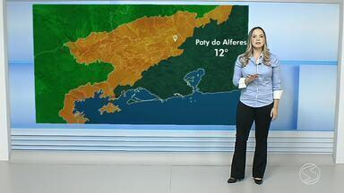 Confira a previsão do tempo para este sábado no Sul do Rio de Janeiro - Veja com mais detalhes como fica as temperaturas em algumas cidades da região.