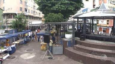 Prefeitura entrega obras no Largo Dois de Julho, em Salvador - A nova estrutura conta com dois novos mercados; confira os detalhes.