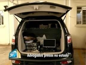 'Operação Ethos' é realizada no Estado de São Paulo - Ação visa prender advogados envolvidos com facção criminosa.