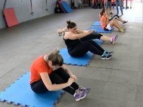 Amigas comemoram perda de peso com exercícios funcionais - Grupo conta como a prática de atividade física melhorou a qualidade de vida.