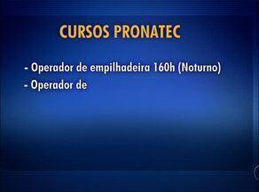 Pronatec oferece 80 vagas gratuitas para cursos profissionalizantes - Pronatec oferece 80 vagas gratuitas para cursos profissionalizantes