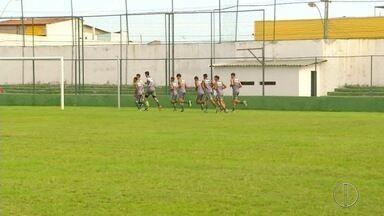 Cabofriense intensifica treinos para Campeonato Carioca 2017 - Time se prepara para competição.