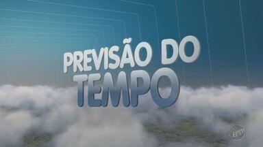 Previsão do tempo para esta quarta-feira é de chuva - Os maiores volumes devem ser registrados entre Espírito Santo do Pinhal e Mogi Guaçu.