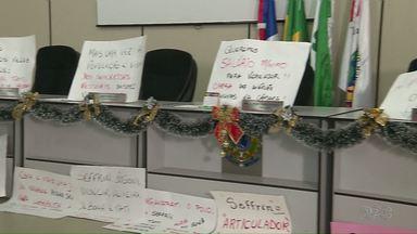 Moradores de Medianeira se mobilizam contra aumento de vereadores - Ministério Público recomendou que o aumento nu número de cadeiras não ocorra na próxima gestão.