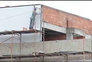 Vagas de emprego na construção civil registra queda em Montes Claros - Crise econômica que o país passa é um dos fatores para a queda das contratações.