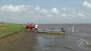 Corpos achados no rio são de vítimas de acidente com balsa - Dois corpos foram encontrados nesta terça-feira (22) e levados ao IML