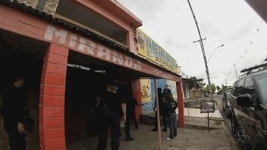 PF faz operação para prender grupo suspeito de pedofilia no AM - Uma pessoa foi presa em Manaus; grupo é suspeito de distribuir pornografia infantil na internet.