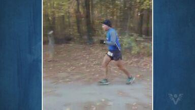 Ultramaratonista conquista bicampeonato das 12 horas do Lago Haigler - Campeonato acontece nos EUA.