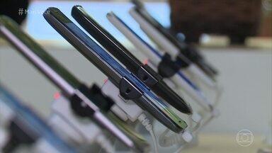 Cresce o mercado de celulares usados - Especialista dá dicas de segurança para quem pretende vender o celular. Ana Maria também mostra como manter o aparelho limpo