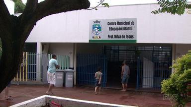 Bandidos arrombam creche no Jardim Karla - Além de dinheiro, os bandidos também levaram algumas chaves da creche.