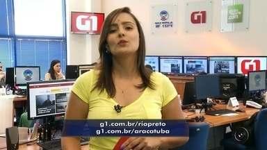Natália de Oliveira traz os assuntos do G1 no TEM Notícias 1ª edição de Rio Preto - Natália de Oliveira traz os assuntos do G1 no TEM Notícias 1ª edição de Rio Preto nesta segunda-feira (28).