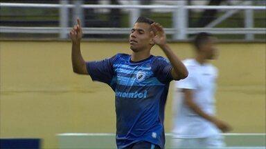 Londrina se despede da Série B - Tubarão jogou fora de casa, venceu o Bragantino por 1 a 0 e terminou o campeonato na sexta colocação
