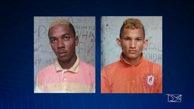 Polícia procura dois homens que assaltaram posto de combustível em Caxias, MA - Há suspeita de que sejam os mesmos que foram presos na semana passada por tráfico de drogas, mas depois foram soltos.