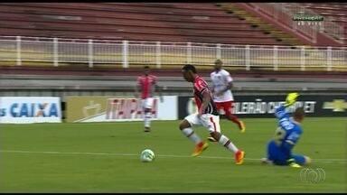 Vila Nova perde do Joinville na despedida da temporada - Tigre termina Série B com derrota de 4 a 2 para o JEC