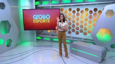 Globo Esporte RS - Bloco 1 - 28/11 - Globo Esporte RS - Bloco 1 - 28/11.