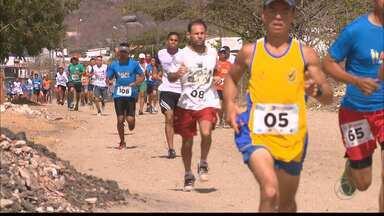 Programação esportiva agitou a cidade de Queimadas no fim de semana - Corrida pelas ruas da cidade foi o ponto alto da agenda no domingo