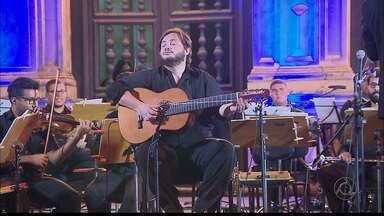 Yamandu Costa abre Festival Internacional de Música Clássica de João Pessoa - Até o próximo sábado os músicos se apresentam nas igrejas da cidade. A entrada é gratuita.