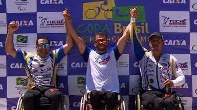 Aracaju recebe Copa Brasil de Paraciclismo e sergipano é bicampeão - Aracaju recebe Copa Brasil de Paraciclismo e sergipano é bicampeão