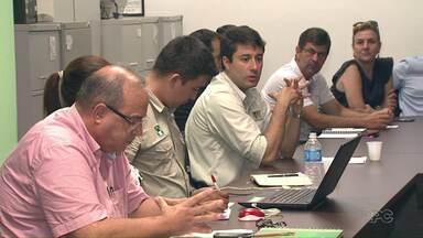 Grupo Cataratas apresenta ao Comtur proposta de melhorias no parque - O projeto prevê melhorias na infraestrutura com a construção de novas trilhas e decks.