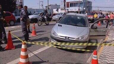 Justiça realiza audiência de instrução para caso de assassinato no trânsito em Varginha - Justiça realiza audiência de instrução para caso de assassinato no trânsito em Varginha