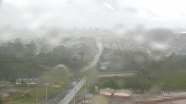 Semana começa com chuva em Guarapuava, União da Vitória e região - Confira a previsão do tempo.