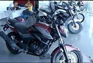 Venda de motos registra queda e pior índice de vendas dos últimos 12 anos - Mercado de veículos no Brasil vive período de instabilidade.
