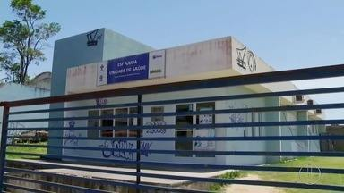 Polícia investiga invasão de posto de saúde em Macaé, no RJ - Crime aconteceu na madrugada desta segunda (28).