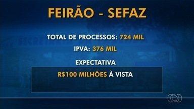 Secretaria de Estado da Fazenda renegocia dívidas de impostos em Goiás - Negociação acontece durante esta semana nos postos da Sefaz.
