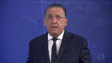 Galvão Bueno comenta tragédia com o time da Chapecoense - O narrador falou sobre o aeroporto de Medellín, por onde já passou diversas vezes.