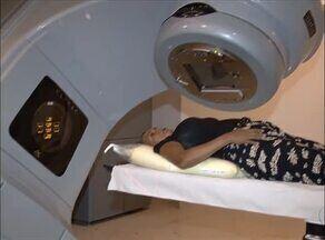 Com máquina de radioterapia quebrada em Araguaína, pacientes vêm a Palmas fazer tratamento - Com máquina de radioterapia quebrada em Araguaína, pacientes vêm a Palmas fazer tratamento