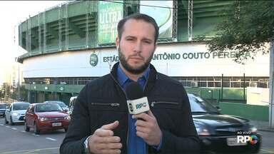 Couto Pereira terá celebração às vítimas do acidente com o avião da Chapecoense - O jogo da final da Copa Sul-Americana seria realizado no estádio do Coritiba.