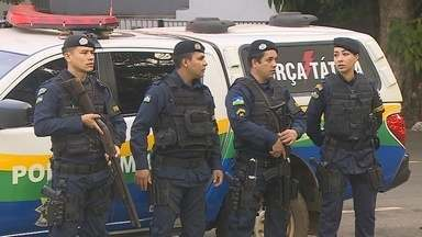 PM irá reforçar policiamento na Zona Leste de Porto Velho - Insegurança assusta moradores e comerciantes.