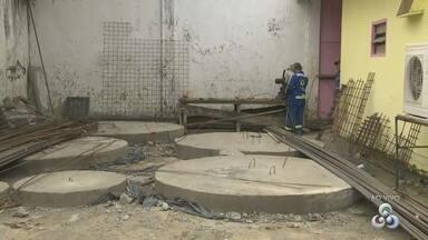 Prefeitura lança cronograma para fechar bueiros em Manaus - Duas crianças morreram em acidentes.