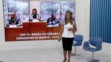 Aumento salarial para prefeito, vice e secretários é aprovado nesta segunda em Maricá - Votação foi marcada por polêmica.