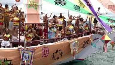Realização da Procisão Marítima é confirmada em Angra dos Reis, RJ - Ela havia sido cancelada por falta de verba; evento está marcado para o dia 1º de janeiro.