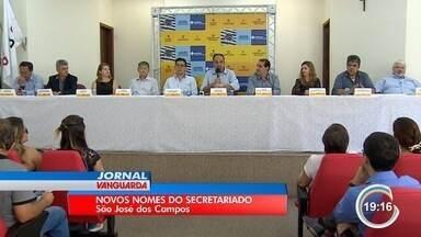 Prefeito eleito de São José anunciou parte do secretariado - Ele anunciou dez nomes do primeiro escalão do governo.