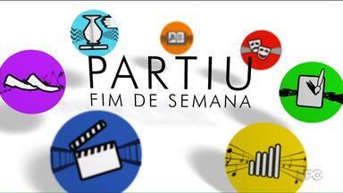 Veja as dicas pra aproveitar o fim de semana em Curitiba - Tem bastante opção pra todos os gostos, como música, teatro e exposições.