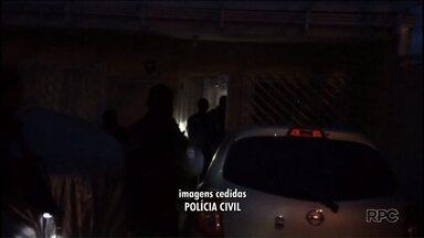 Polícia prende 7 pessoas por tráfico, entre os presos tem dois policiais - A investigação aponta que os policiais cobravam vantagens pra que deixassem de prender criminosos.