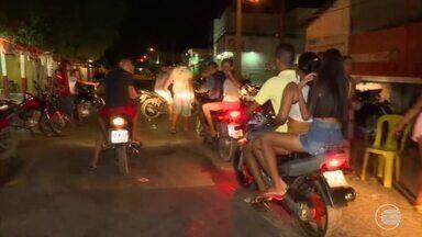 Piauí é destaque nacional por alto número de acidentes envolvendo motos - Piauí é destaque nacional por alto número de acidentes envolvendo motos