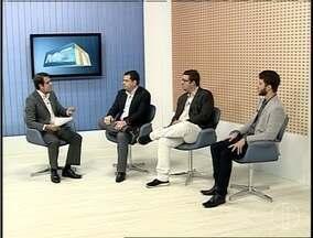 Plano Diretor é tema de debate na Inter TV - Plano Diretor da cidade foi aprovado pela Câmara na semana passada.