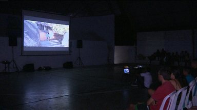 Curta-metragem conta a história da Pedra de Santo Antônio em Fagundes, PB - O filme foi feito por estudantes de uma escola pública da cidade.