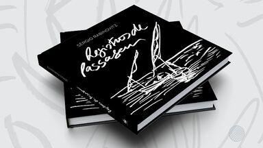 """Lançamento: livro traz desenhos do artista plástico Sérgio Rabinovitz - Confira os detalhes de """"Registros de Passagem""""."""