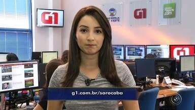 Confira os destaques do G1 Sorocaba e Jundiaí nesta terça-feira - A repórter Mayara Côrrea traz os destaques do G1 Sorocaba e Jundiaí nesta terça-feira