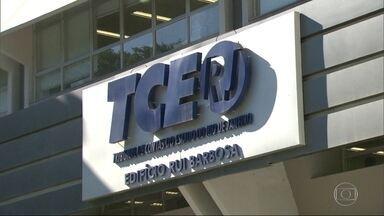 Presidente do TCE, filho e empresário são levados coercitivamente para a sede da PF do Rio - Eles foram citados em delações premiadas da Carioca Engenharia e Andrade Gutierrez