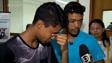 Mais de 5 milhões de crianças não têm o nome do pai o registro - Fátima conversa com Flávio Barroca, que é coordenador do projeto 'Pai Legal', que ajuda a documentar o reconhecimento de paternidade. Lidiane conta que só conheceu o pai aos 18 anos de idade