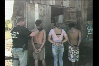 Três pessoas são presas em Cerro Largo, RS - São acusadas em envolvimento de crime de latrocínio, furto e abigeato.